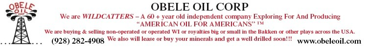 Obele Oil Corporation