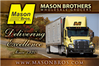 Mason Brothers Wholesale Grocers