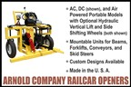 Arnold Company Railcar Openers